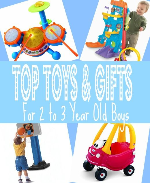 2 Year Old Boy Birthday Gifts  Best Gifts for 2 Year Old Boys in 2017
