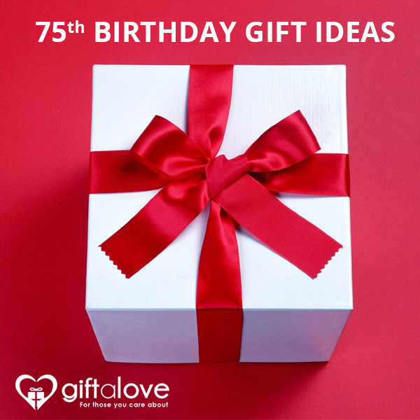 75th Birthday Gifts  Birthday