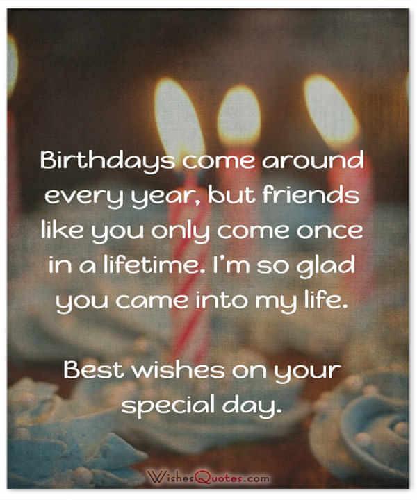 Birthday Wishes For Best Friend  Happy Birthday Friend 100 Amazing Birthday Wishes for