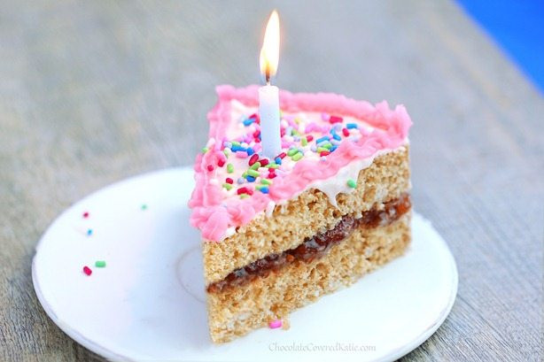 Healthy Birthday Cake Recipes  Healthy Cake Recipe Have your cake and eat it too
