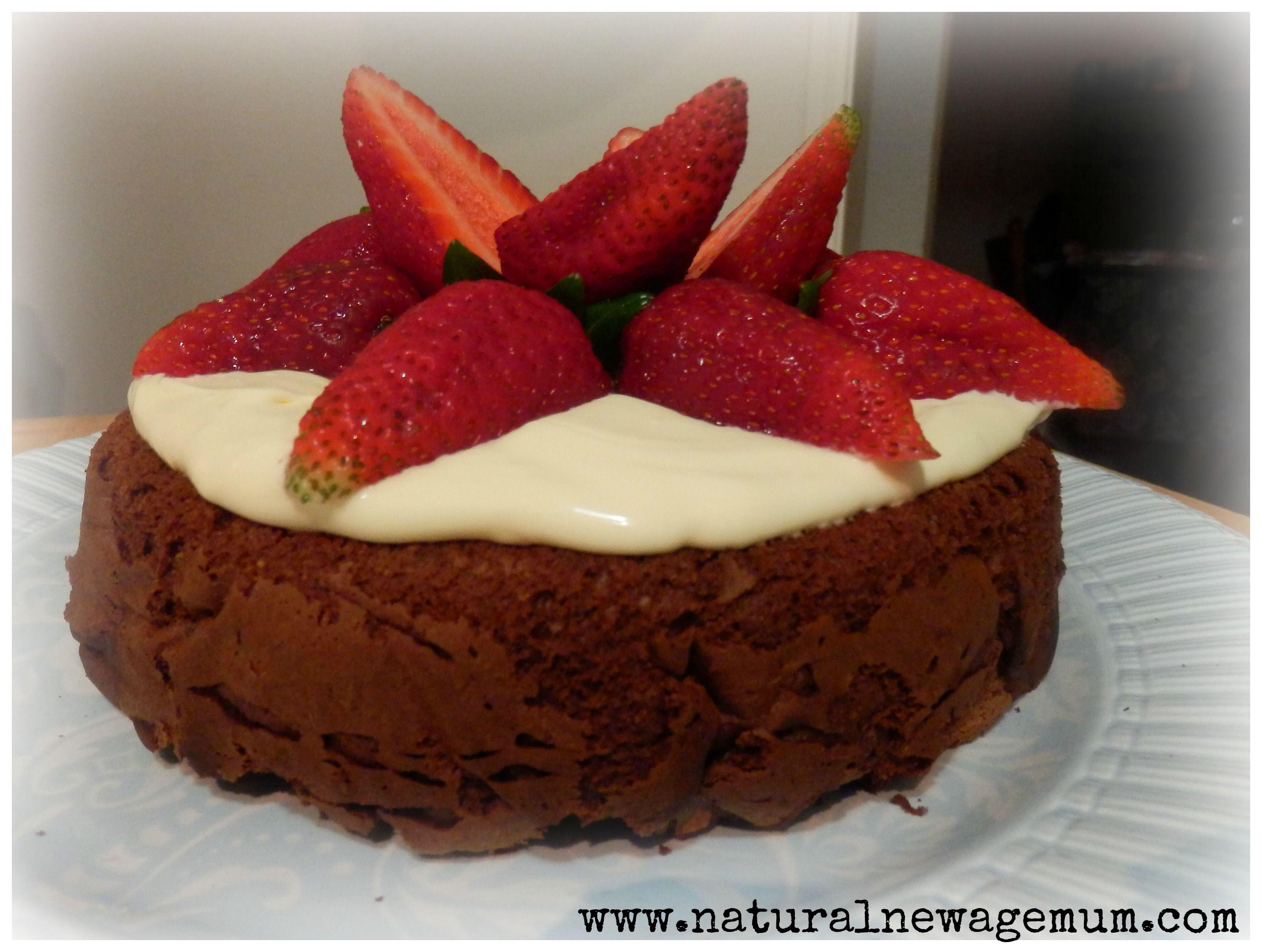 Healthy Birthday Cake Recipes  Six Healthy Birthday Cakes Natural New Age Mum