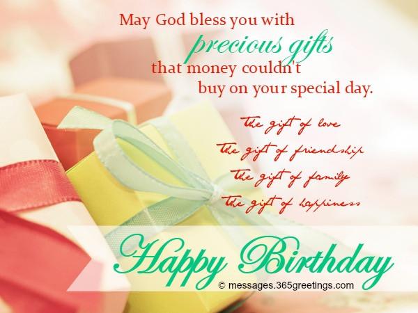 Religious Birthday Quotes  Christian Birthday Wishes Religious Birthday Wishes
