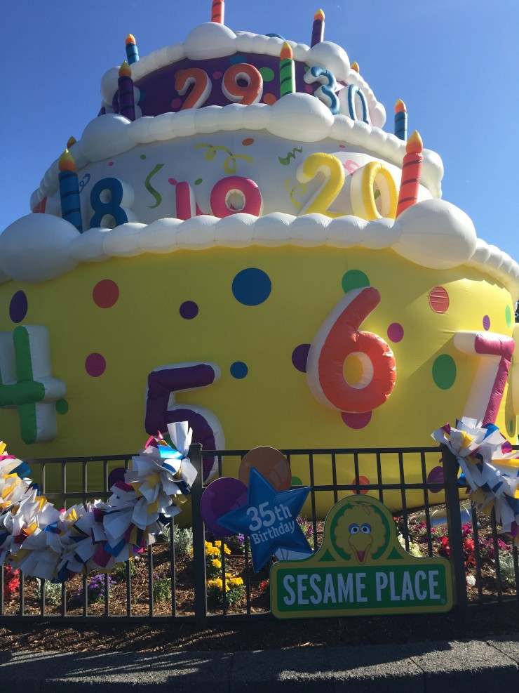 Sesame Place Birthday Party  Up ing Sesame Place Events Girl Gone Mom