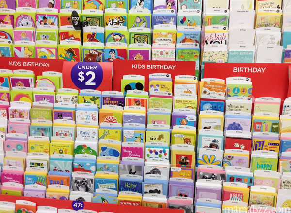 Walmart Photo Birthday Invitations  Huge Birthday Cards Walmart