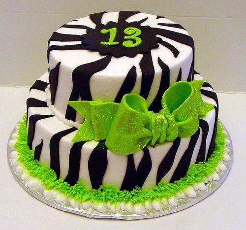 13 Years Old Birthday Cake  13 year old birthday cake images