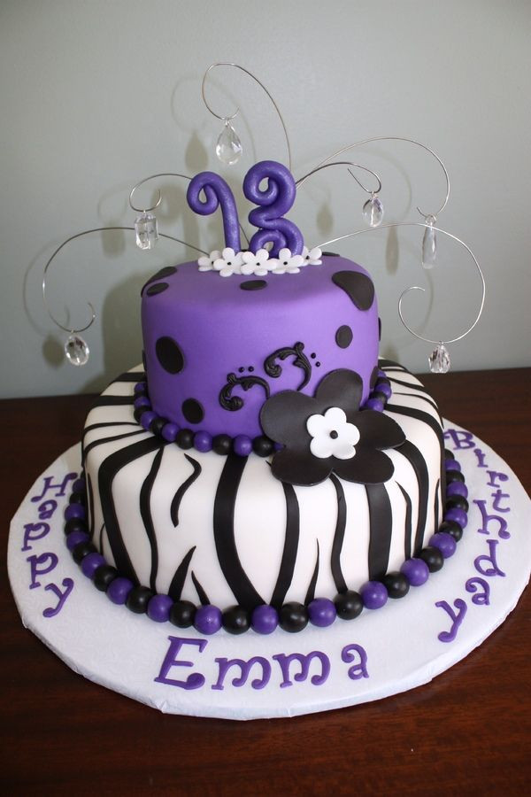 13 Years Old Birthday Cake  41 best Cakes for a 13 year old girls birthday party