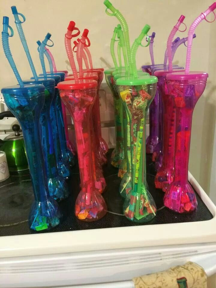 13Th Birthday Gift Ideas  Neat idea for party favors Gift baskets ideas