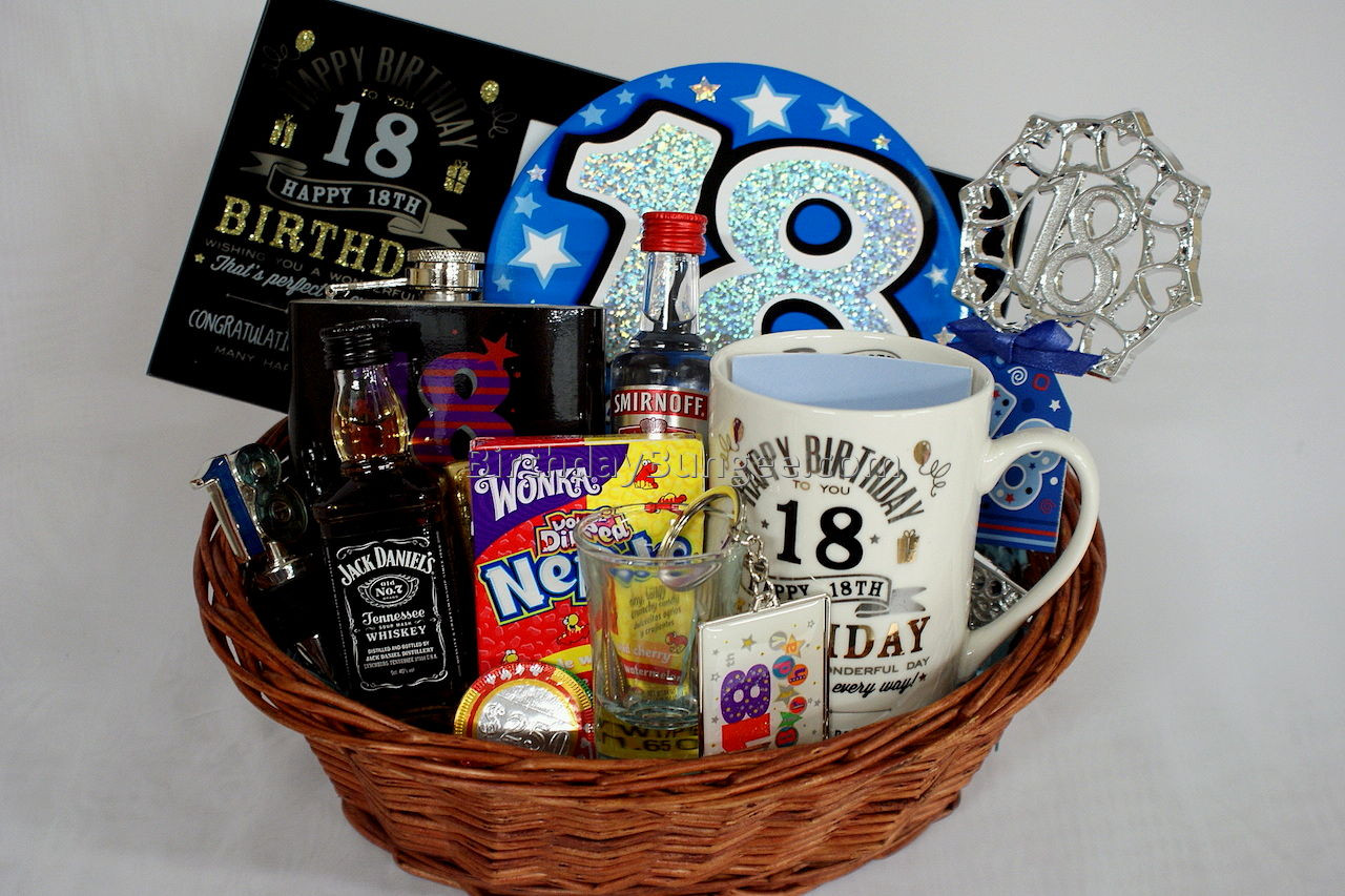 18th Birthday Gifts For Guys  4 Gift Ideas For Her 18th Birthday