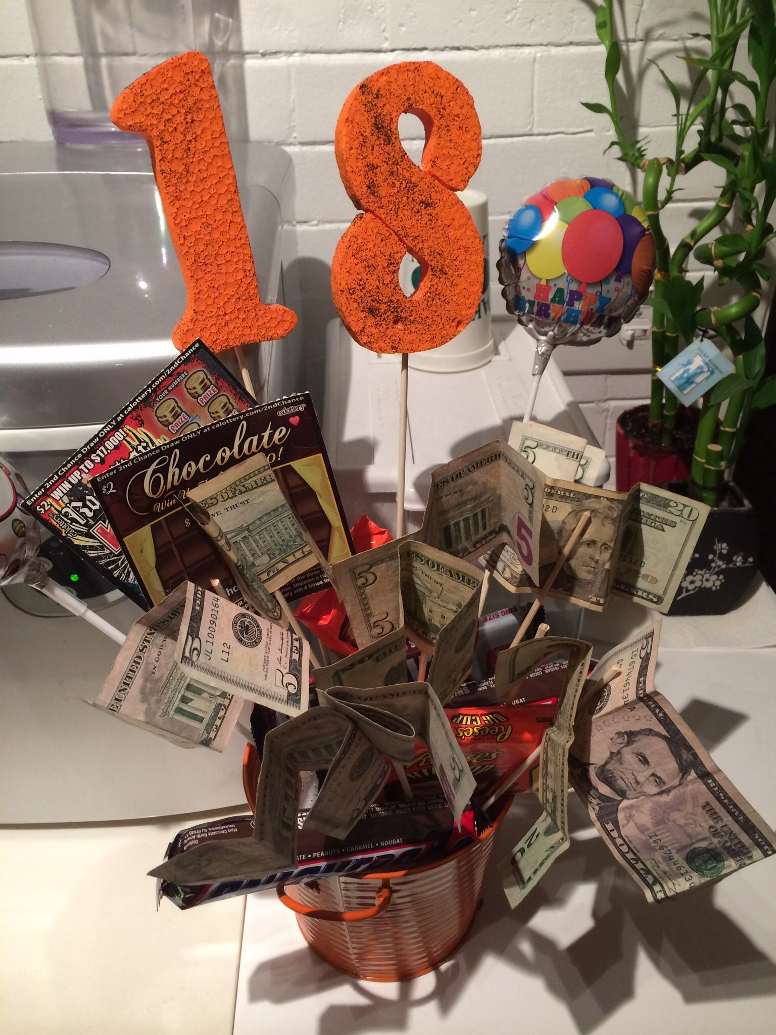 18th Birthday Gifts For Guys  18th Birthday t idea Luis 18th Birthday