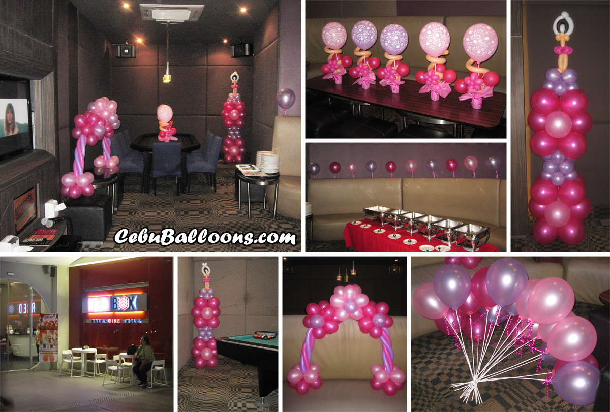 Best ideas about 18th Birthday Party Decorations . Save or Pin Debut 18th Birthday Now.