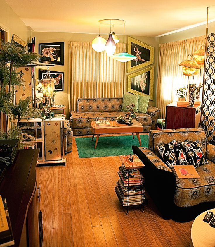 Best ideas about 1950S Living Room . Save or Pin 1950s Living Room Sets Modern home design ideas Now.