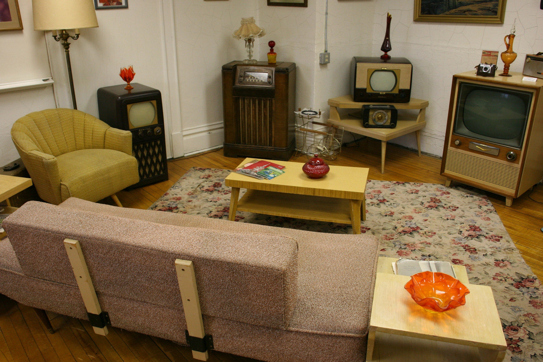 Best ideas about 1950S Living Room . Save or Pin Part I Keeping the history in West Concord Now.