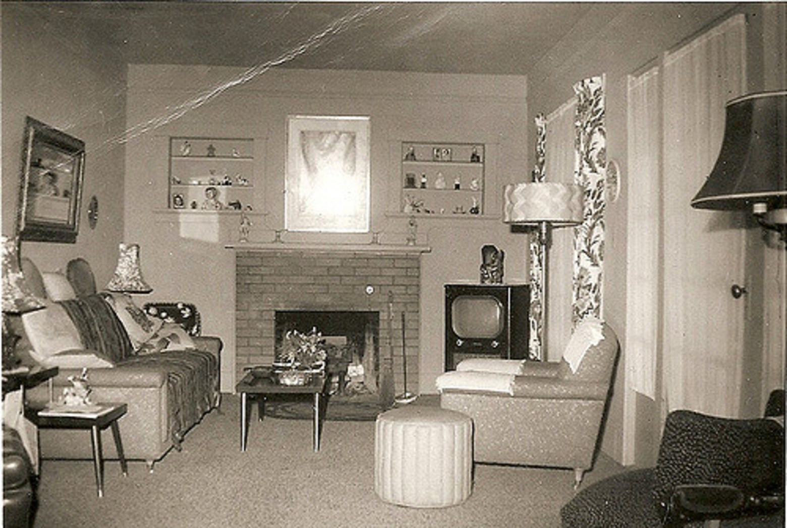 Best ideas about 1950S Living Room . Save or Pin 1950s Living Room ampquotour living roomampquot Netotos Now.