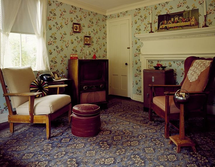 Best ideas about 1950S Living Room . Save or Pin 50s living room Clown Pinterest Now.