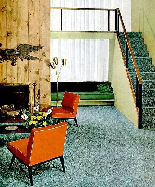 Best ideas about 1950S Living Room . Save or Pin The Living Room Through The Ages 1920 1990 Now.