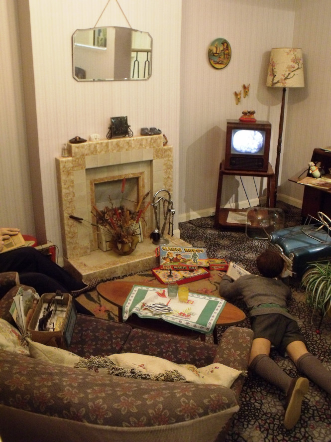 Best ideas about 1950S Living Room . Save or Pin 1950's Britain – Part Two Now.