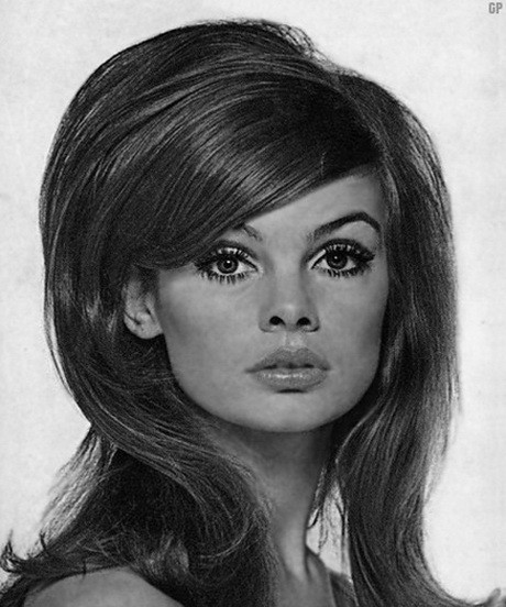 1960 Hairstyles For Long Hair  1960 hairstyles for women