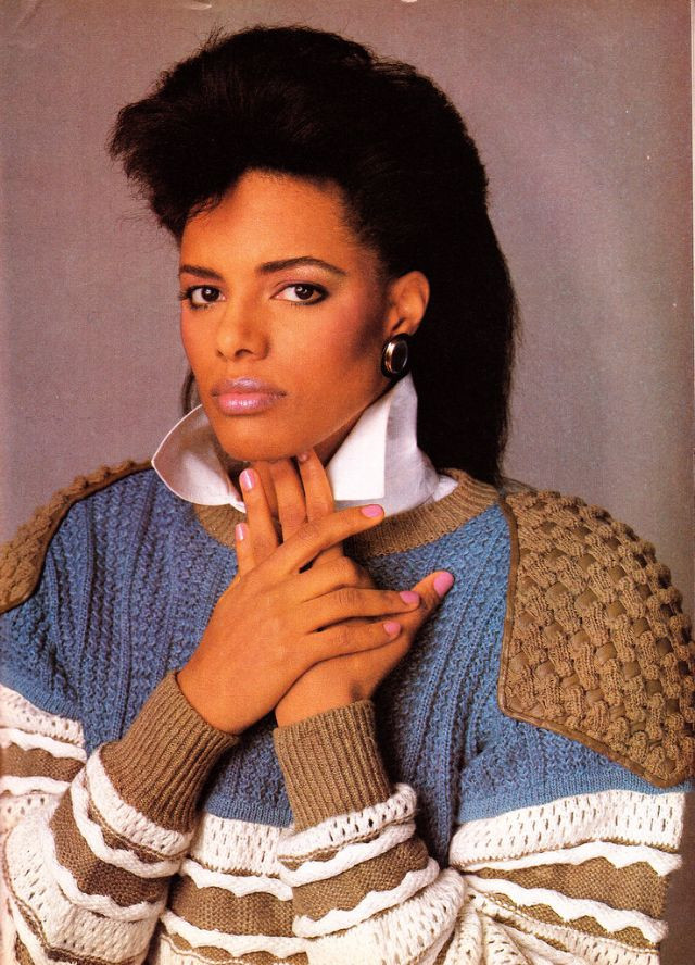 Best ideas about 1980S Black Hairstyles . Save or Pin 1980s The Period of Women s Rock Hairstyles Boom Now.