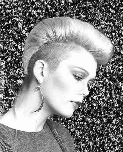 Best ideas about 1980S Black Hairstyles . Save or Pin Black Mohawk Wig 6038 Now.