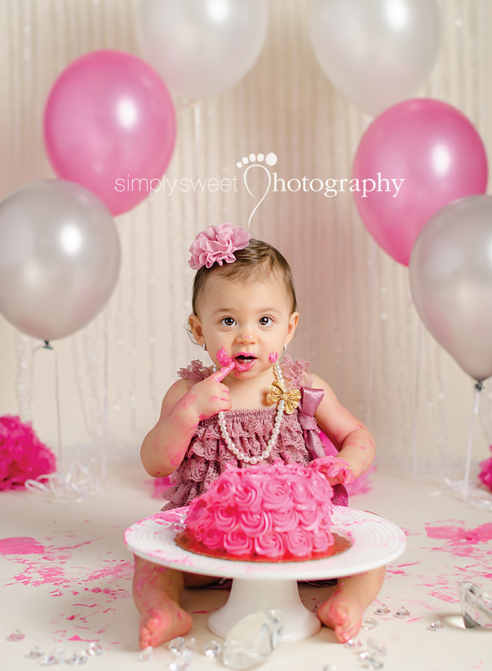 Best ideas about 1st Birthday Smash Cake . Save or Pin 1st Birthday Cake Smash Kissimmee FL grapher Now.