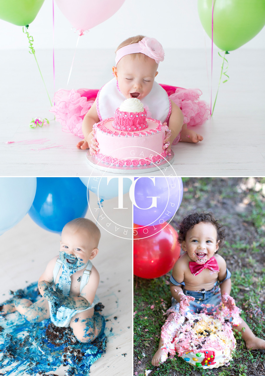 Best ideas about 1st Birthday Smash Cake . Save or Pin First Birthday Cake Smash Sessions in Tampa Now.