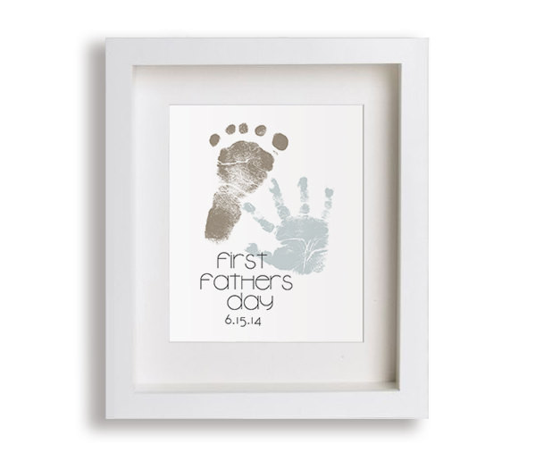 Best ideas about 1St Fathers Day Gift Ideas . Save or Pin first fathers day ts craftshady craftshady Now.