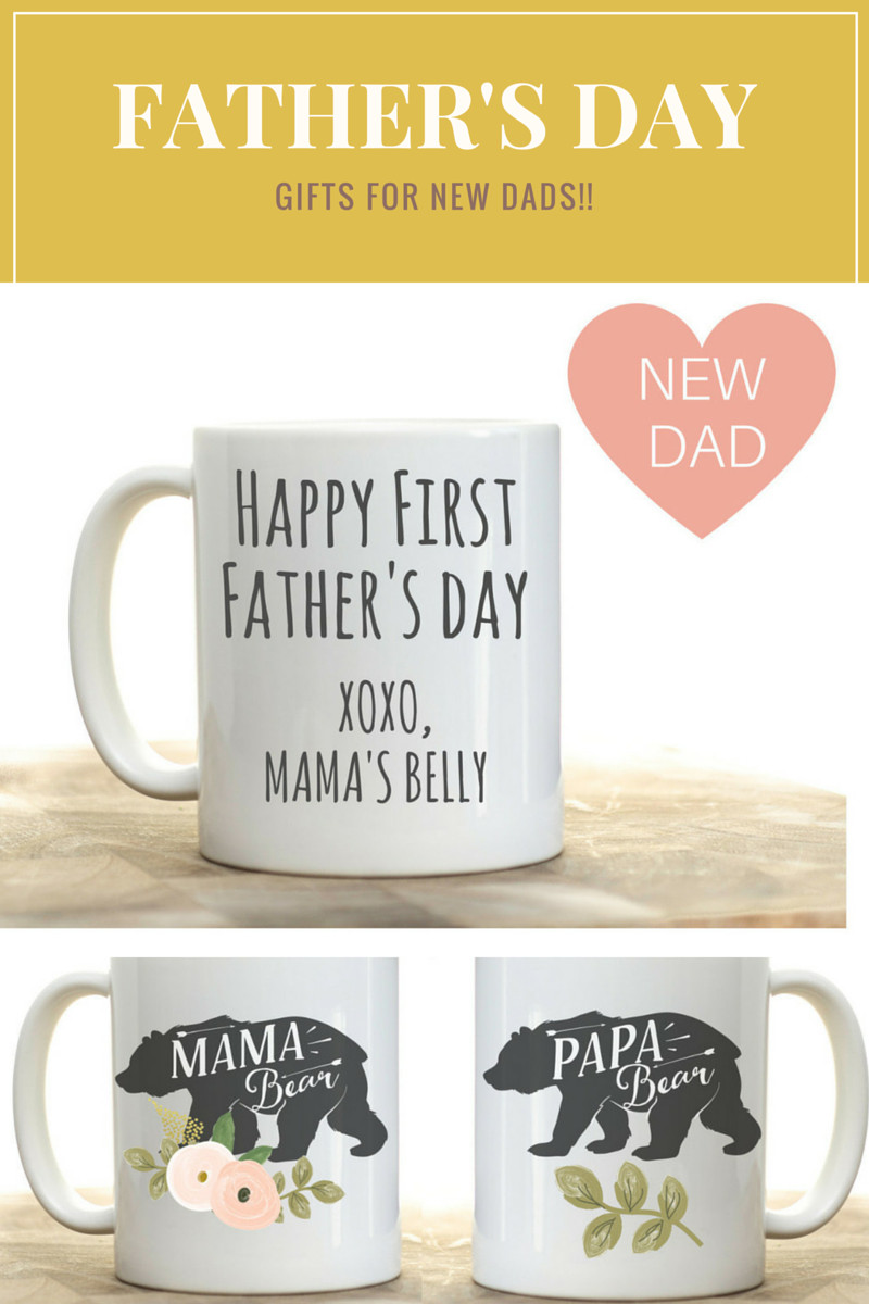 Best ideas about 1St Fathers Day Gift Ideas . Save or Pin Father s Day t for first time dad new dad Father s Day Now.
