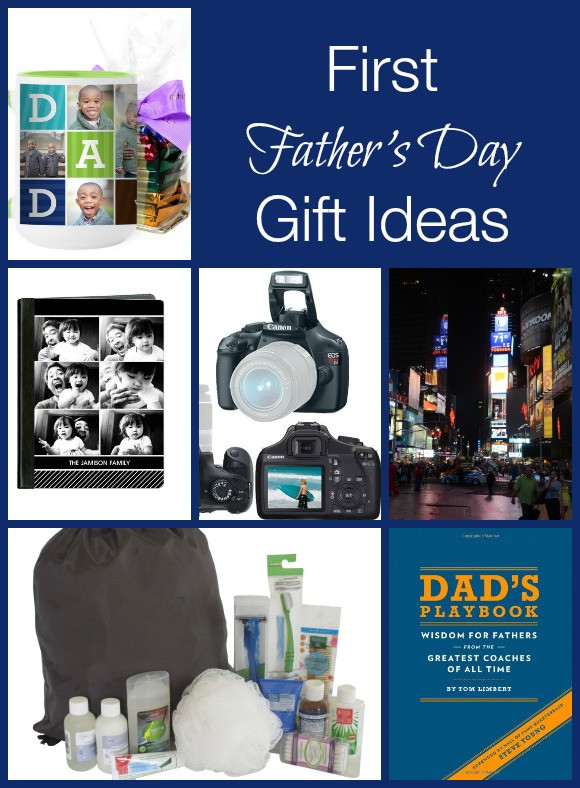 Best ideas about 1St Fathers Day Gift Ideas . Save or Pin First Father s Day Gift Ideas for New Dads Now.
