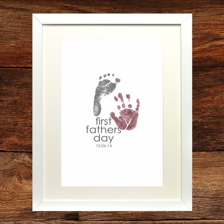 Best ideas about 1St Fathers Day Gift Ideas . Save or Pin First Father s Day Gift Ideas Bright Star Kids Blog Now.
