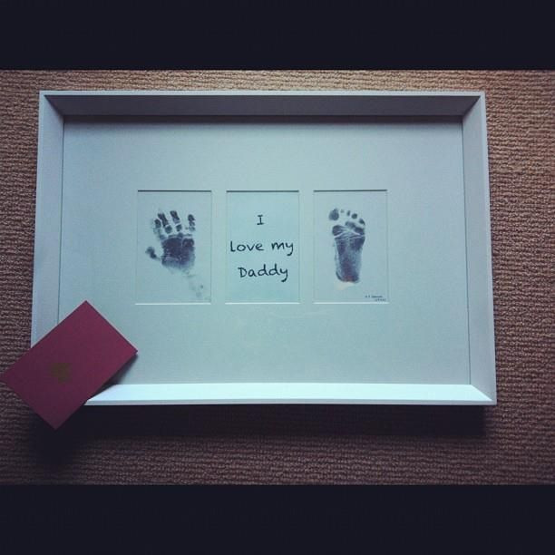 Best ideas about 1St Fathers Day Gift Ideas . Save or Pin First Father s day t Dibby Graham Pinterest Now.