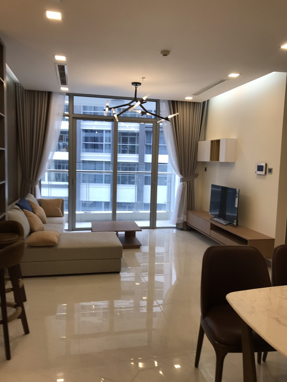 Best ideas about 2 Bedroom For Rent . Save or Pin 2 Bedrooms Apartment For Rent In Vinhomes Central Park Now.