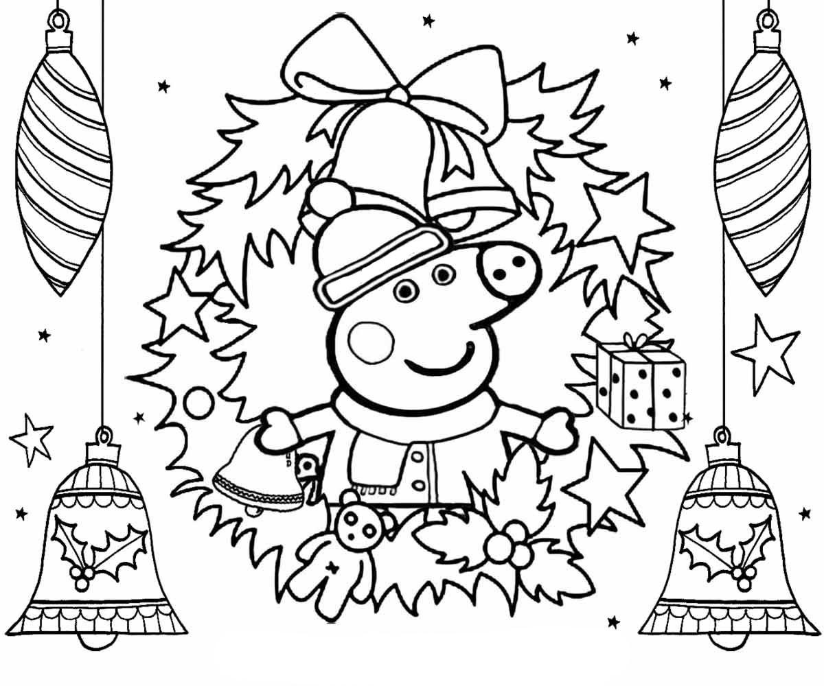2019 Coloring Pages For Kids  New Year 2019 coloring pages to and print for free