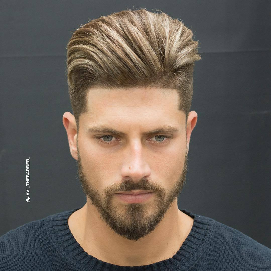 2019 Hairstyles Male  New Men s Hairstyles For 2019 – LIFESTYLE BY PS