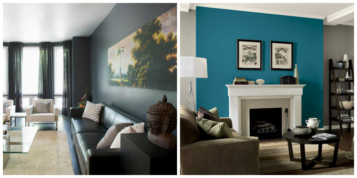 Best ideas about 2019 Interior Paint Colors . Save or Pin Interior paint colors 2019 15 FASHIONABLE shades of PAINT Now.