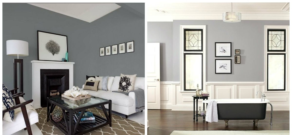 Best ideas about 2019 Interior Paint Colors . Save or Pin Interior paint ideas 2019 TOP COLORS and TRENDS for Now.