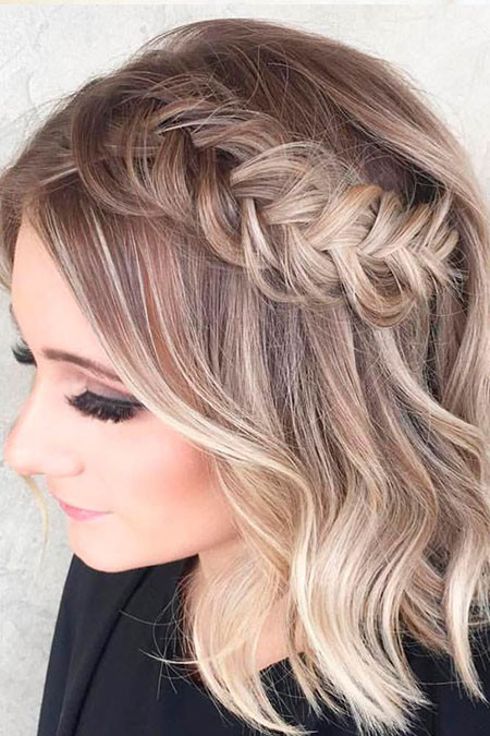 2019 Prom Hairstyles  20 Best Prom Hairstyles for Short Hair 2019 Short Hair