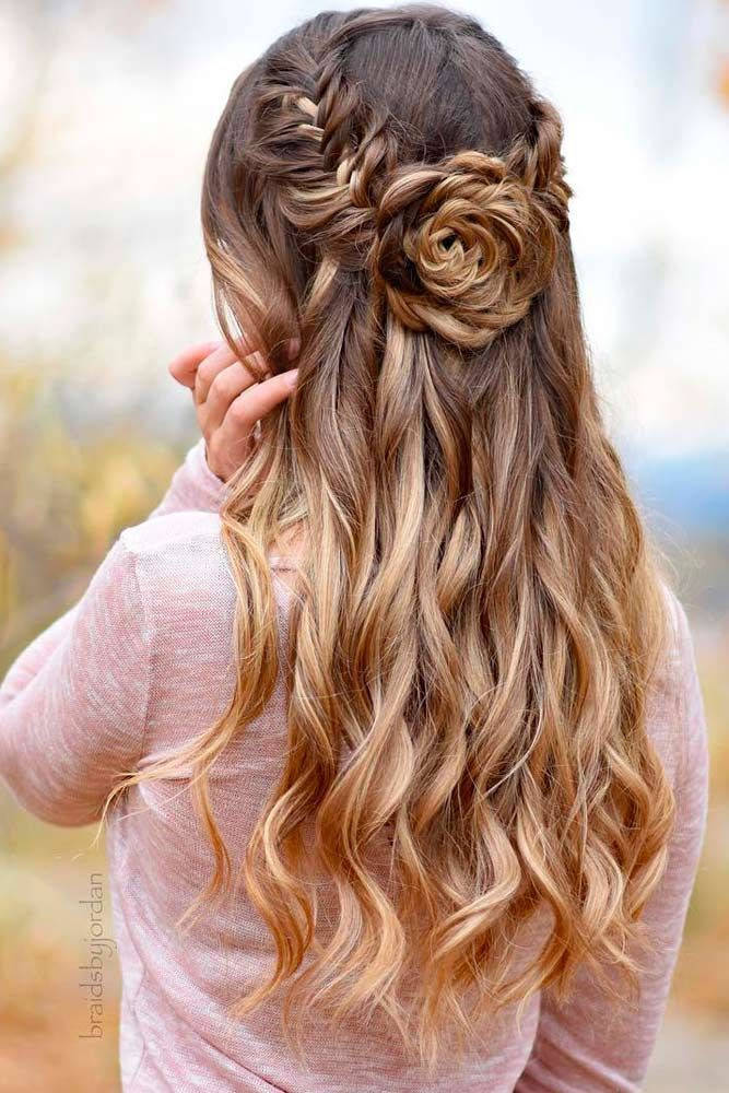 2019 Prom Hairstyles  65 Stunning Prom Hairstyles For Long Hair For 2019