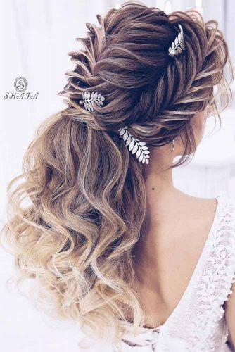2019 Prom Hairstyles  68 Stunning Prom Hairstyles For Long Hair For 2019