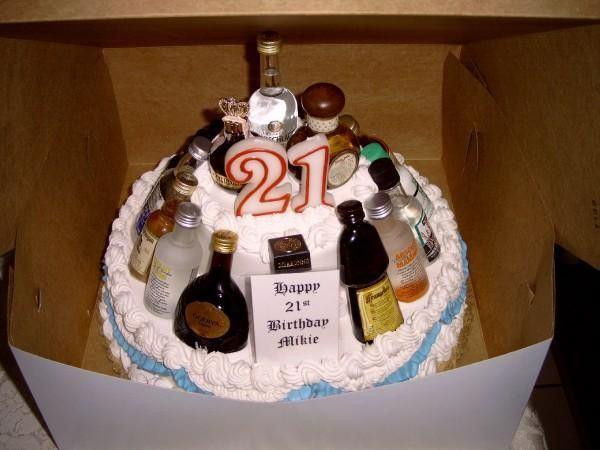 Best ideas about 21St Birthday Gift Ideas For Him . Save or Pin 21st Birthday Cakes For Him Now.