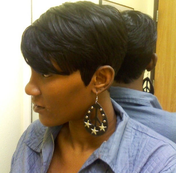 27 Piece Weave Short Hairstyle  27 Piece Hairstyles