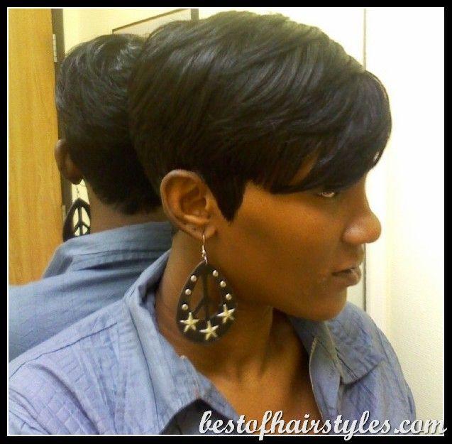 27 Piece Weave Short Hairstyle  Best 25 27 piece hairstyles ideas on Pinterest