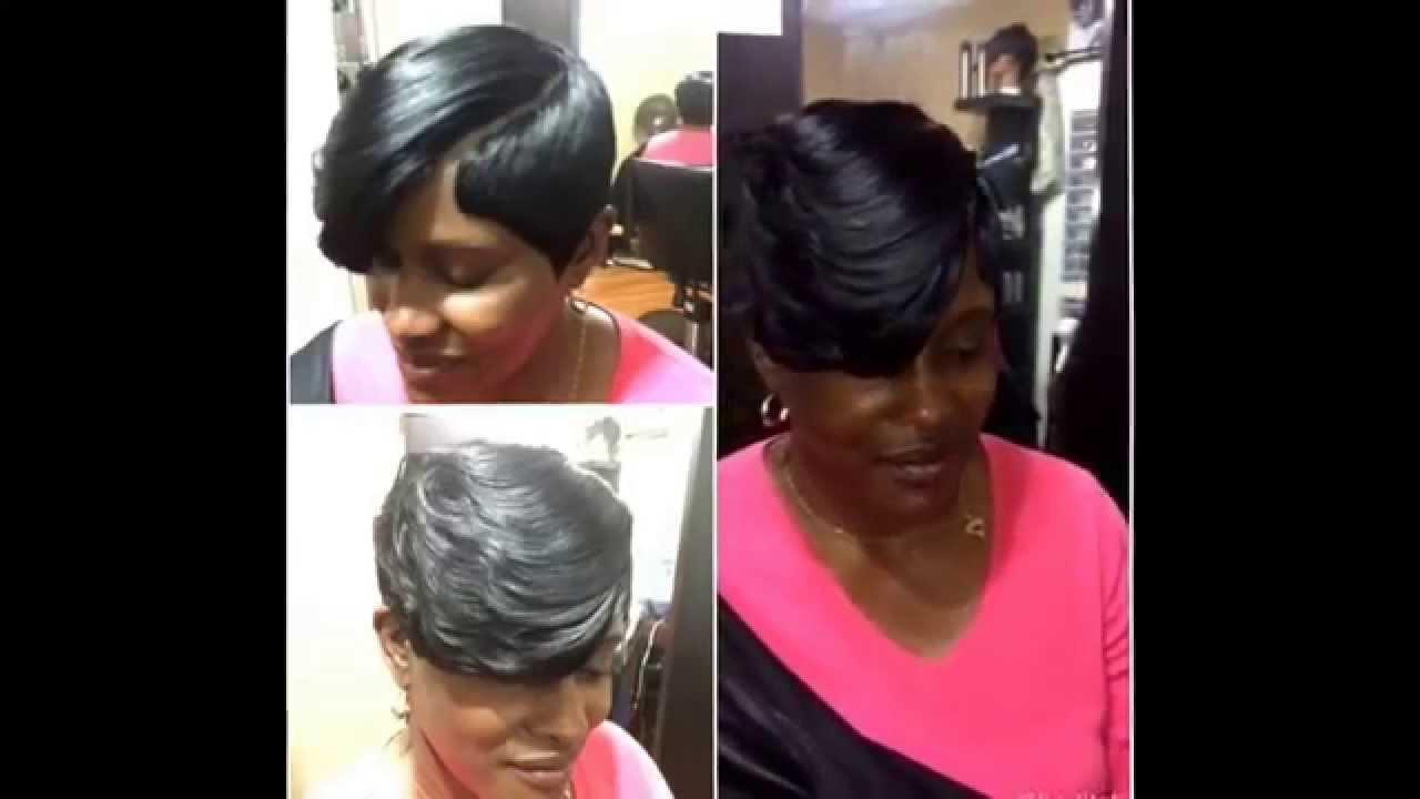 28 Piece Weave Short Hairstyles  28 Piece Short Hairstyles