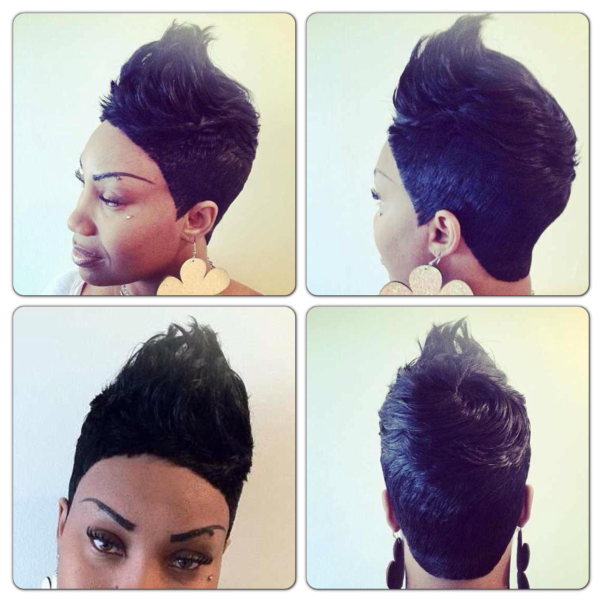 28 Piece Weave Short Hairstyles  28 Piece Quick Weave Short Hairstyles HairStyles