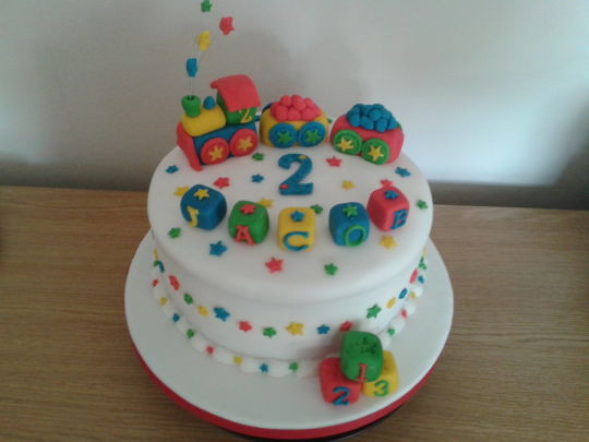 Best ideas about 2nd Birthday Cake . Save or Pin 2nd Birthday cake Cake by Louise Hodgson CakesDecor Now.