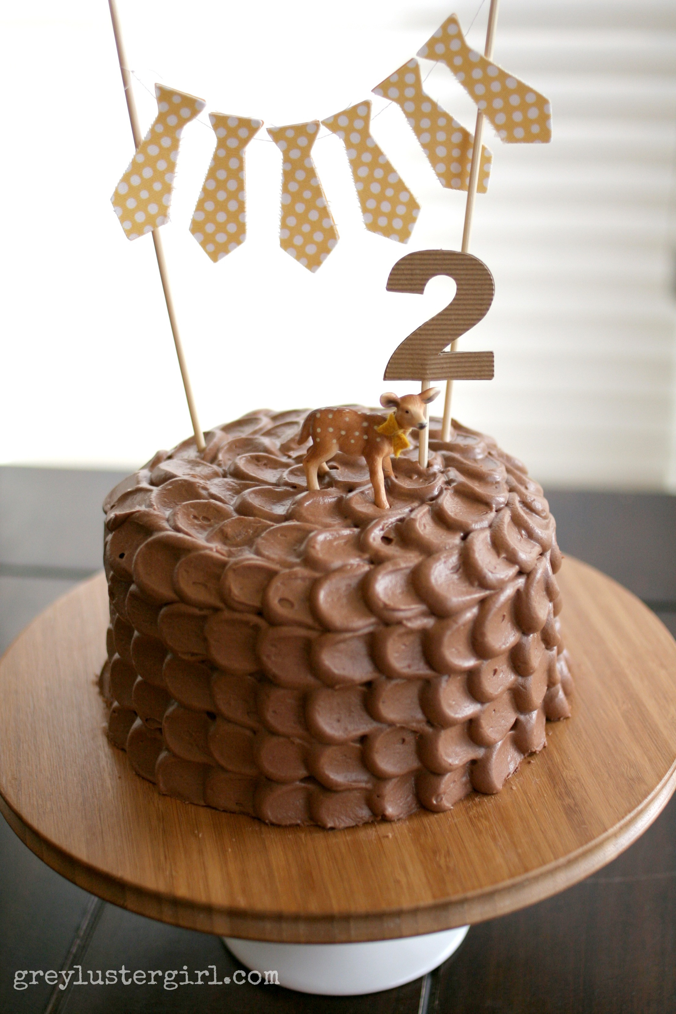 Best ideas about 2nd Birthday Cake . Save or Pin Little Boy Dashing Deer 2nd Birthday Party Now.
