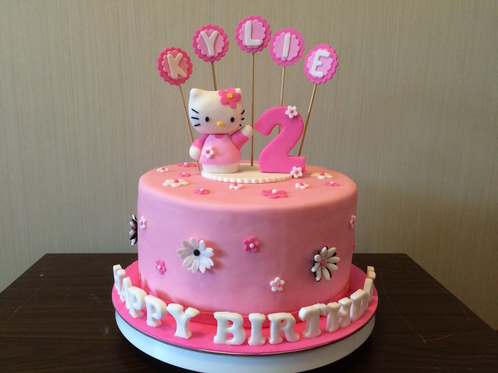 Best ideas about 2nd Birthday Cake . Save or Pin Send 2ND Birthday Cake to Vizag Now.