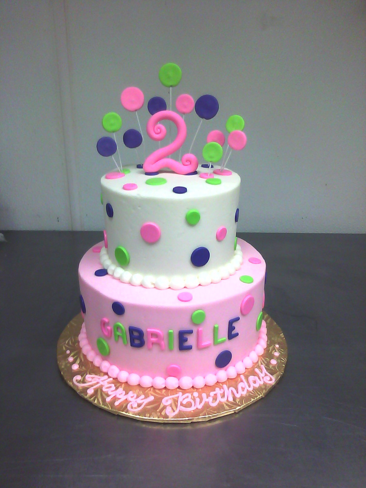 Best ideas about 2nd Birthday Cake . Save or Pin 2nd Birthday cake photo and pictures for Boys & Girls Now.