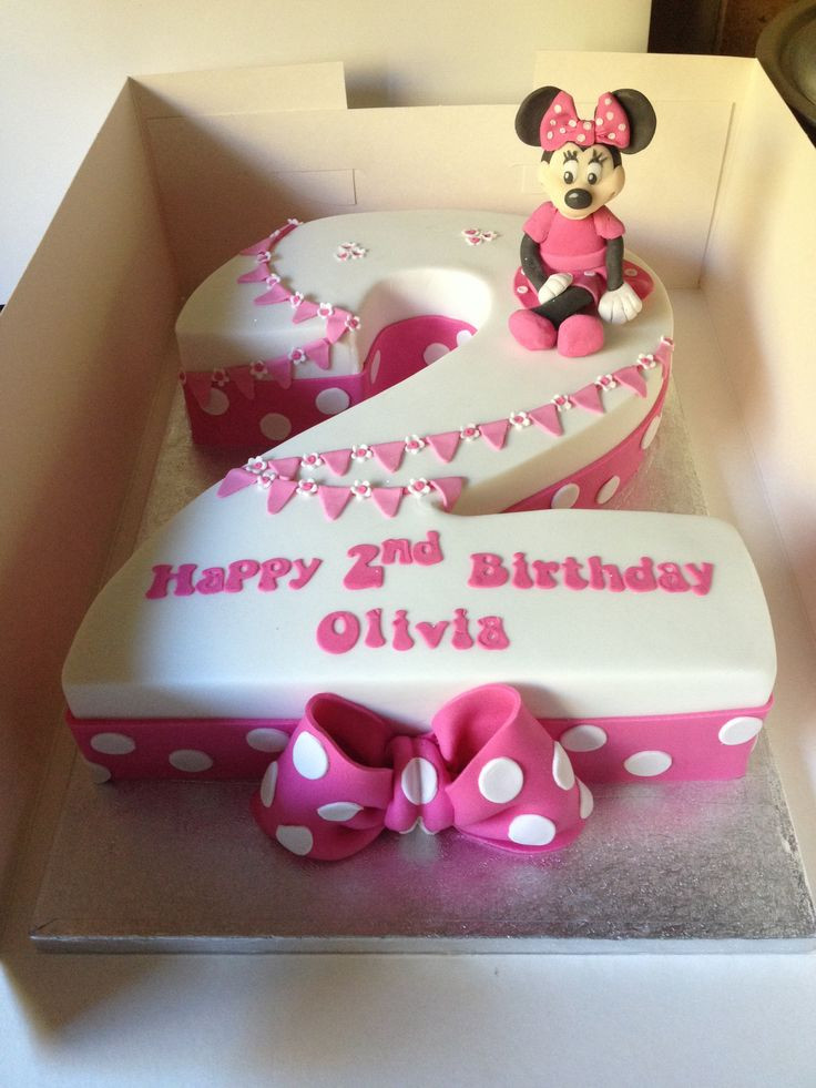 Best ideas about 2nd Birthday Cake . Save or Pin 2nd Birthday Cakes Pinterest Baby Cake Now.