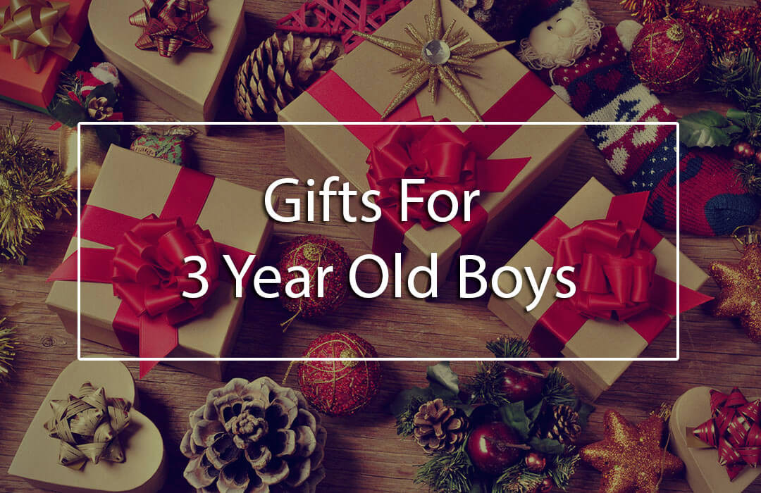 3 Yr Old Birthday Gift Ideas Boys  The Top 5 Best Gifts for 3 Year Old Boys 3 Year Old