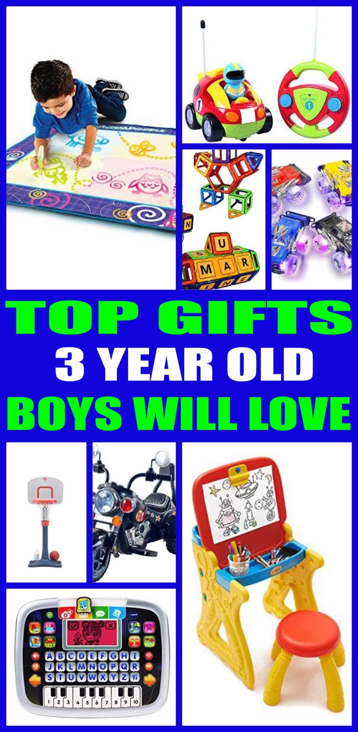 3 Yr Old Birthday Gift Ideas Boys  Best Gifts For 3 Year Old Boys